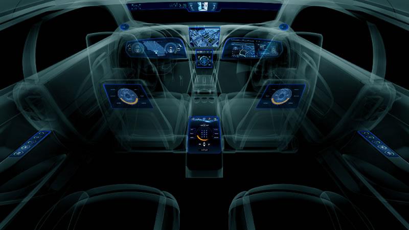NVIDIA DRIVE, las computadoras para autos de NVIDIA - NVIDIA-Drive-CX