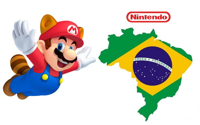 Nintendo dejará de distribuir sus consolas en Brasil - Nintendo-brasil