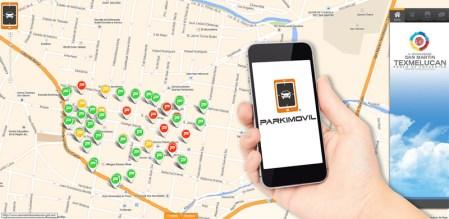 Parkimóvil, la app que te permite pagar el parquímetro desde el celular