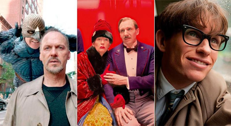 Premios BAFTA 2015: Grand Budapest Hotel, Birdman y Theory of Everything lideran las nominaciones - Premios-BAFTA-2015-The-Grand-Budapest-Hotel-Birdman-y-The-Theory-of-Everything-lideran-las-nominaciones-800x436