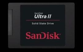 SanDisk presenta dos nuevas unidades SSD en CES 2015 - Sandisk-Ultra-II-SSD