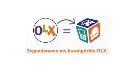 El sitio de clasificados Segundamano.mx adquiere a olx.com.mx