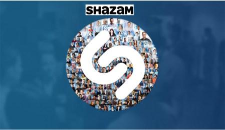 Shazam recomendará canciones basadas en tu ubicación