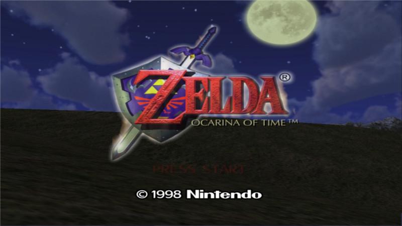 Nuevo récord mundial en terminar Zelda Ocarina Of Time: 18:07 minutos - Zelda-Ocarina-Of-Time
