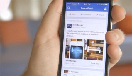 Más de un tercio de los usuarios de Facebook acceden desde el móvil