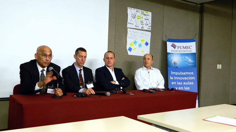 Fundación de Ciencia México-EU busca tecnologías creadas en la academia con potencial de negocio - programa-piloto-FUMEC