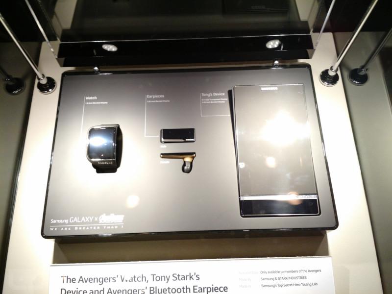 Samsung diseñó estos gadgets para Tony Stark en Avengers - samsung-iron-man-tech-5-800x600