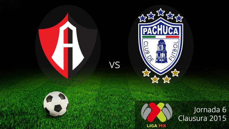 Atlas vs Pachuca se enfrentan en el Clausura 2015 - Atlas-vs-Pachuca-en-vivo-Clausura-2015