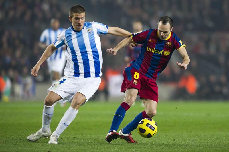 Barcelona vs Málaga Jornada 24 de la Liga BBVA - Barcelona-vs-Malaga-en-vivo-Liga-BBVA