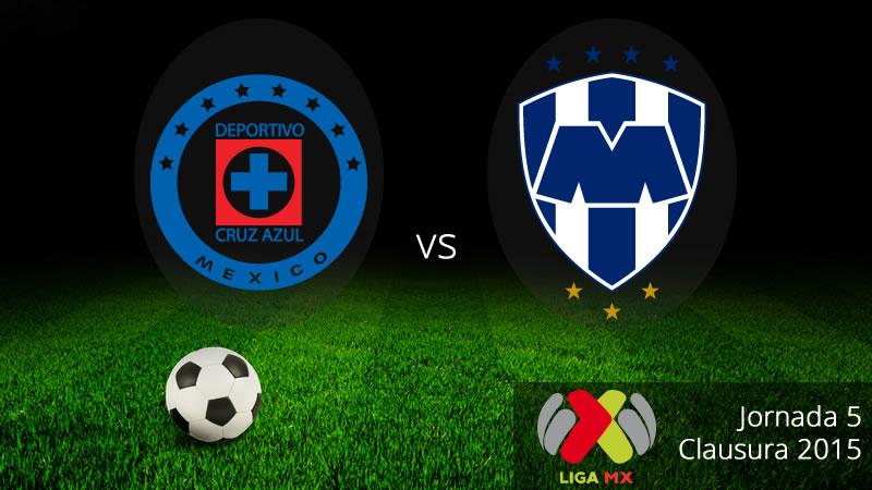 Cruz Azul vs Monterrey en el Clausura 2015 - Cruz-Azul-vs-Monterrey-en-vivo-Clausura-2015