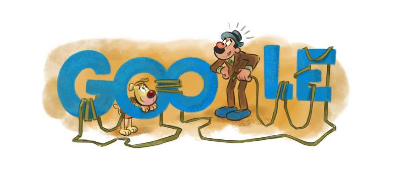 Gabriel Vargas es celebrado con un doodle de Google - Gabriel-Vargas-Doodle