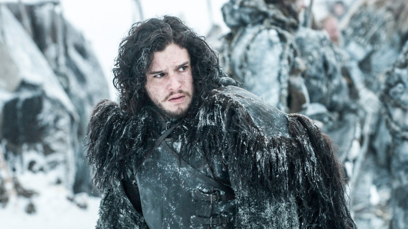 ¿Jon y Arya enamorados? Game of Thrones pudo ser muy diferente - Game-of-Thrones-pudo-ser-muy-diferente-800x450