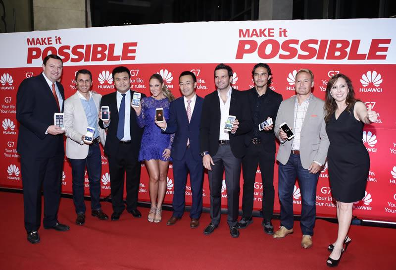Huawei G7, el smartphone del América llega a México - Huawei-G7-Smartphone-del-America-Futbol
