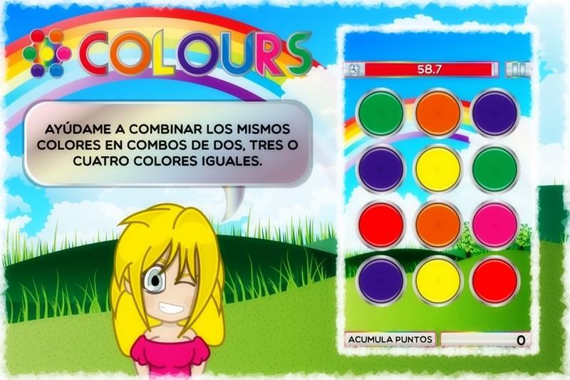 Colours, un juego para Android de habilidad y destreza - Juego-Android-Colours-800x533