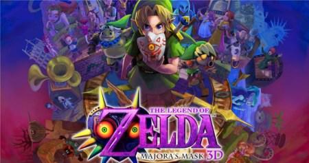 Nintendo presenta nuevo tráiler de Majora's Mask 3D [Video]