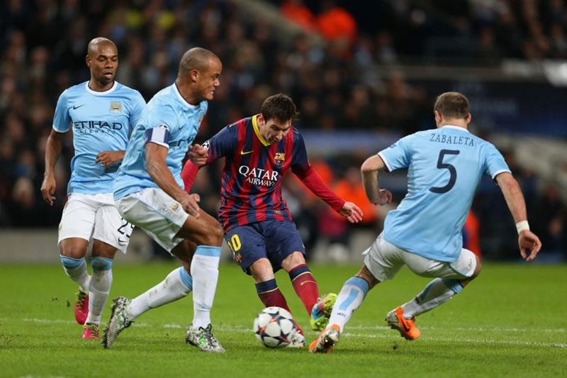 Manchester City vs Barcelona, Champions League 2015 - Manchester-City-vs-Barcelona-Champions-League-en-vivo