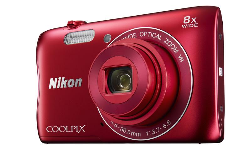 Nikon presenta la COOLPIX S3700 y S2900 con precios accesibles - NIKON-COOLPIX-S3700
