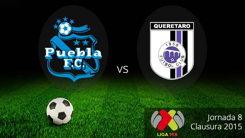 Puebla vs Querétaro en el Clausura 2015 - Puebla-vs-Queretaro-en-vivo-Clausura-2015