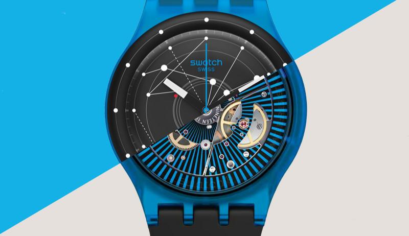Marca de relojes Swatch lanzará su smartwatch - Swatch-smartwatch