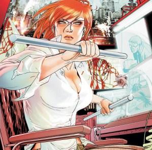 Teen Titans: ¿Quiénes serán los personajes de la serie de DC? - The-Titans_Barbara-Gordon-e1423031332919-450x444