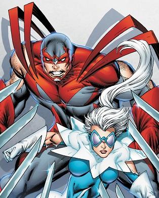 Teen Titans: ¿Quiénes serán los personajes de la serie de DC? - The-Titans_Hawk-and-Dove