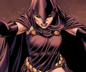 Teen Titans: ¿Quiénes serán los personajes de la serie de DC? - The-Titans_Raven-e1423031195268-450x381