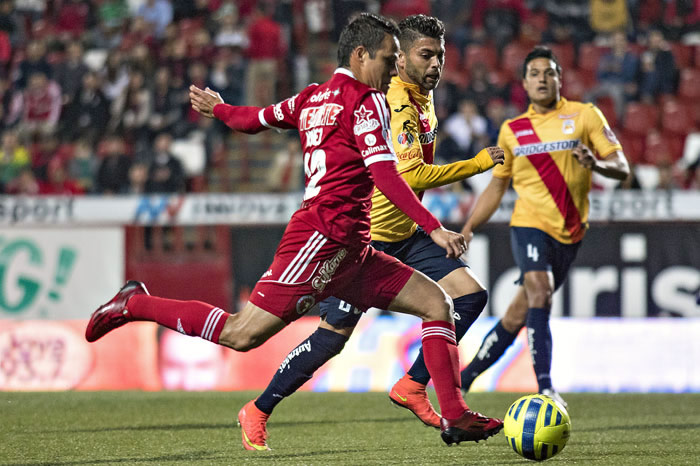 Resumen de la jornada 4 del Clausura 2015 en la Liga MX - Tijuana-vs-Morelia-Resultado-2015