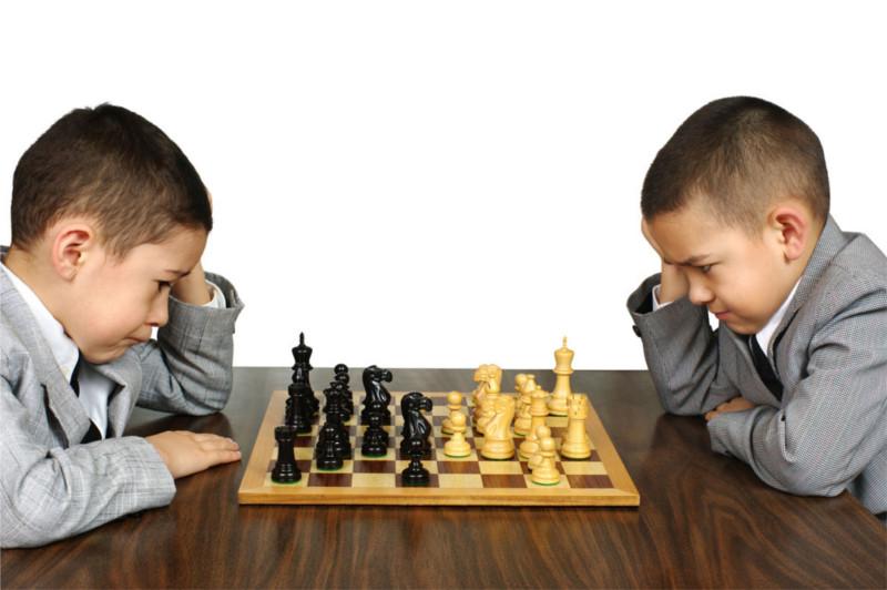 El ajedrez podría convertirse en una asignatura en España - ajedrez-en-la-escuela