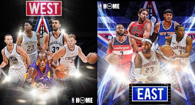 Fin de semana del Juego de Estrellas NBA en vivo desde el 13 al 15 de febrero - juego-de-estrellas-nba-800x434