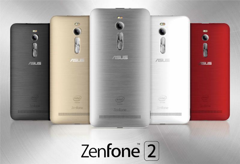 Conoce los productos de ASUS presentados en el MWC 2015 - ASUS-ZenFone-2