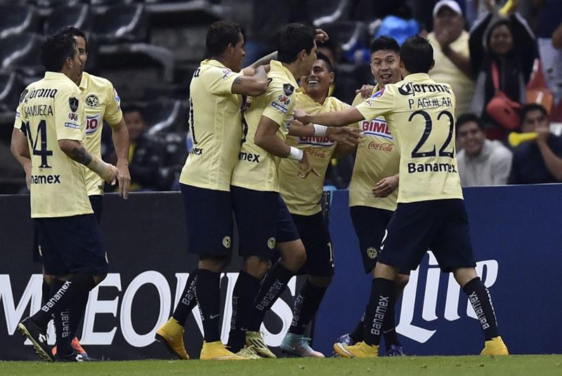 América vs Herediano, Concachampions 2015 - America-vs-Herediano-Concachampions-2015