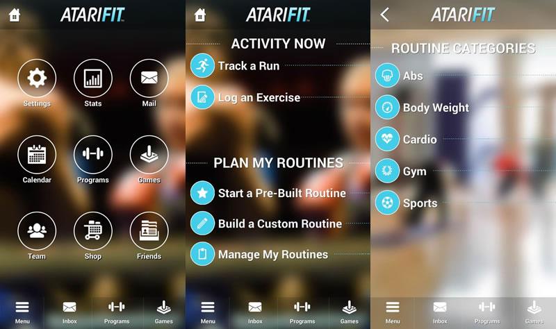 Atari lanza Atari Fit para iOS y Android - Atari-Fit-para-iOS-Android