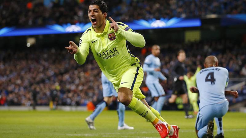Barcelona vs Manchester City, Champions 2015 [Partido de vuelta] - Barcelona-vs-Manchester-City-Champions-2015