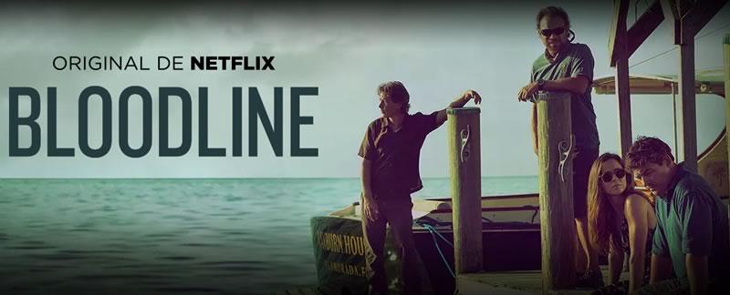 Estos son los estrenos en Netflix durante Marzo de 2015 - Bloodline-Netflix