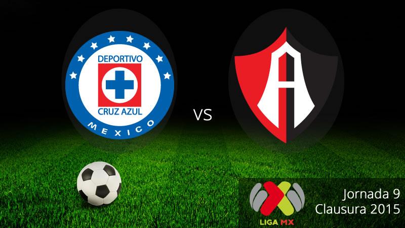 Cruz Azul vs Atlas, Jornada 9 del Clausura 2015 Liga MX - Cruz-Azul-vs-Atlas-Clausura-2015