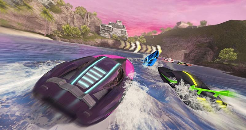 Driver Speedboat Paradise Racing para iOS y Android llega en Abril - Driver-Speedboat-Racing-iOS-Android