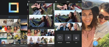 Layout, la nueva app de Instagram para crear collages de fotos