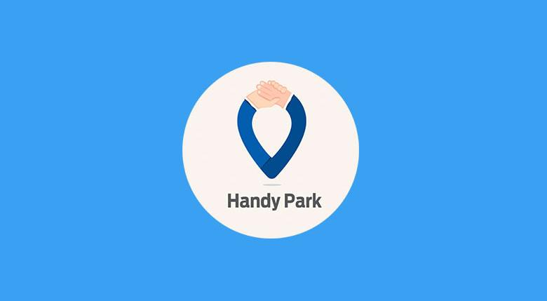 Crean el primer dispositivo que cuida lugares para discapacitados - Handy-Park