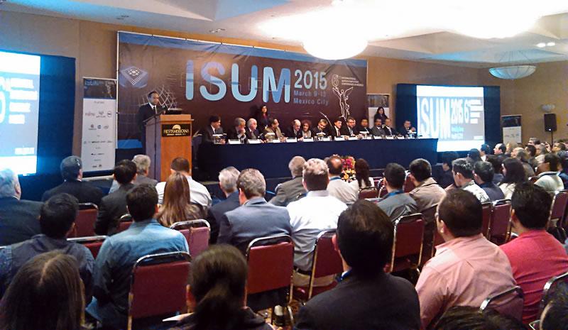País que no computa, tampoco compite: expertos internacionales reunidos en México - ISUM-2015