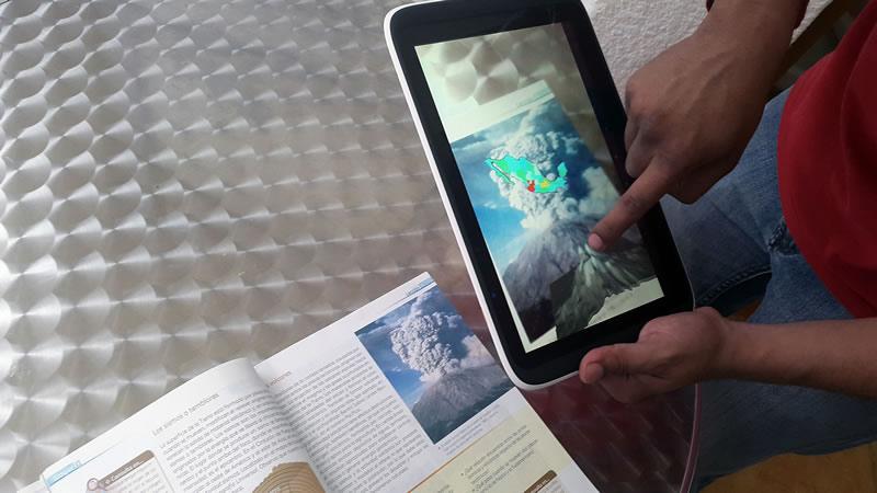 Con realidad aumentada buscan mejorar el aprendizaje en primarias - Kuruchu-Soft-Realidad-Aumentada-educacion-primaria