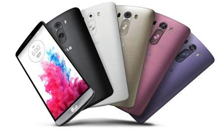 LG G3, nombrado como el mejor smartphone en los Global Mobile Awards