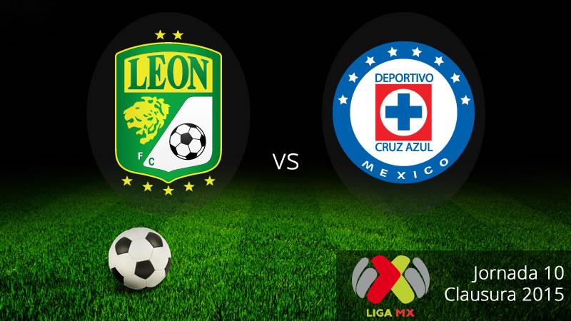 León vs Cruz Azul en el Clausura 2015 - Leon-vs-Cruz-Azul-Clausura-2015