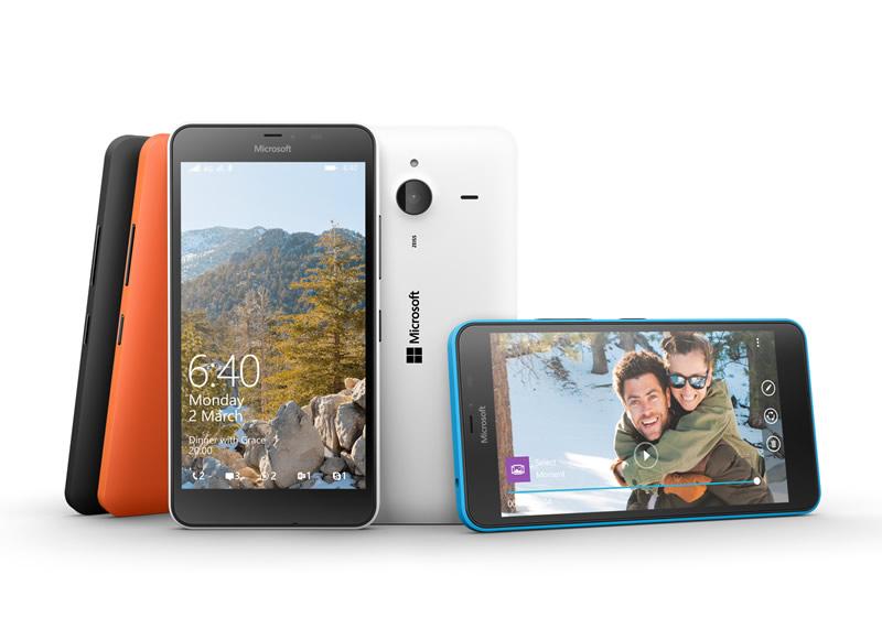 Microsoft Lumia 640 y Lumia 640 XL son presentados [MWC 2015] - Microsoft-Lumia-640XL-MWC-2015