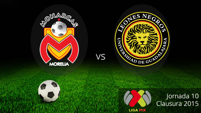 Morelia vs UDG, Liga MX Clausura 2015 - Morelia-vs-UDG-Clausura-2015