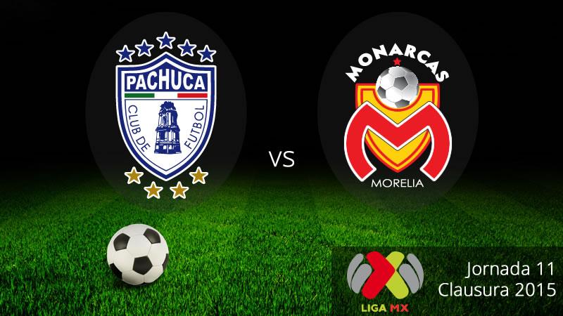 Pachuca vs Morelia, Clausura 2015 | Liga MX - Pachuca-vs-Morelia-Clausura-2015