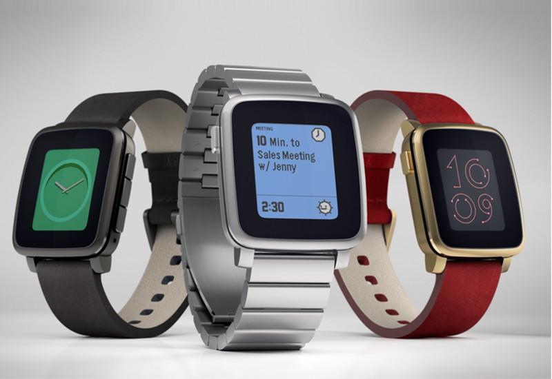 Pebble Time termina su financiamiento y rompe récord en Kickstarter - Pebble-time