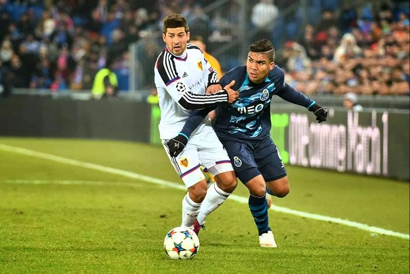 Porto vs Basel, Octavos de la Champions 2015 - Porto-vs-Basel-Champions-2015