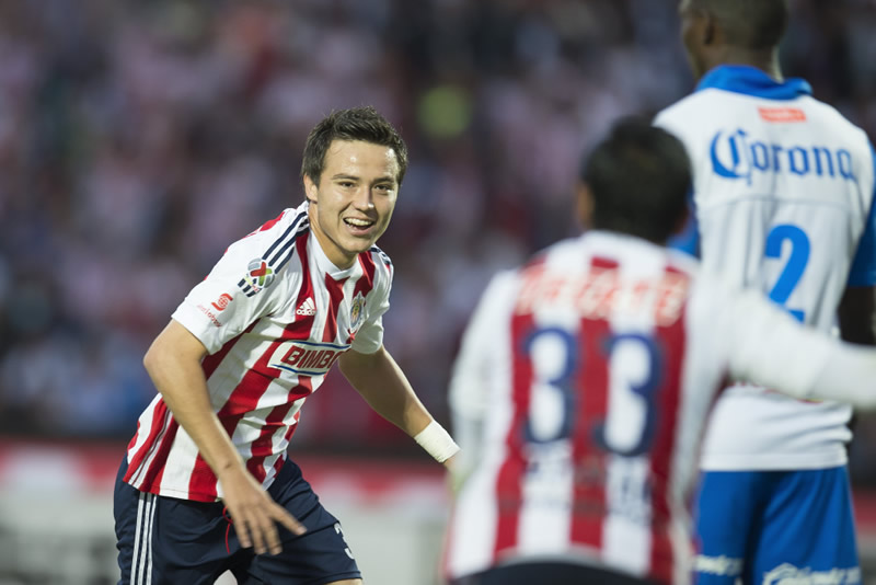 Resumen de la jornada 10 del Clausura 2015 en la Liga MX - Puebla-vs-Chivas-Jornada-10-del-Clausura-2015