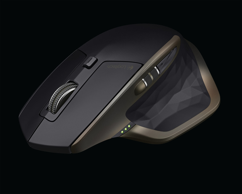 Logitech presenta el ratón inalámbrico MX Master más avanzado - Raton-Inalambrico-MX-Master-de-Logitech