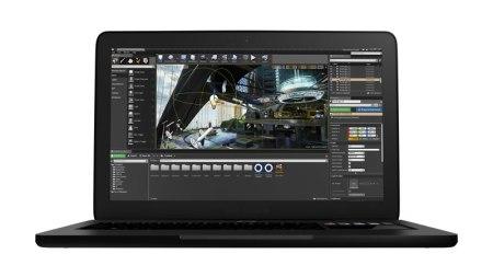 Razer Blade Pro, una laptop diseñada para jugar y creada para el trabajo